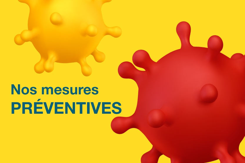 Mesures préventives du Groupe Ergo Ressources